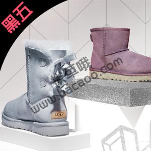 UGG Australia美国官网黑五新品雪地靴7折+折扣区低至4折