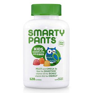 SmartyPants 儿童多种复合维生素软糖 120颗