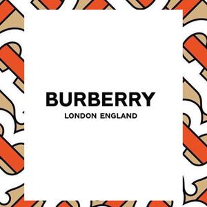 Burberry美国站黑五促销海报出炉