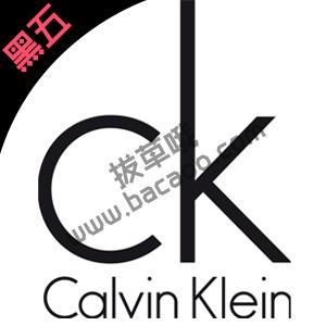 Calvin Klein官网黑五全场服饰额外5折+精选冬装额外8折促销