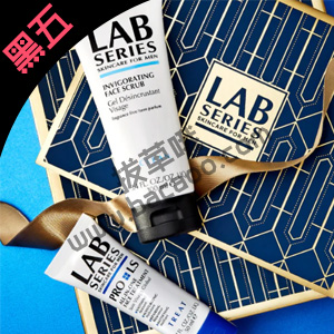 Lab Series朗仕官网黑五全场护肤满$50送正装男士护肤品