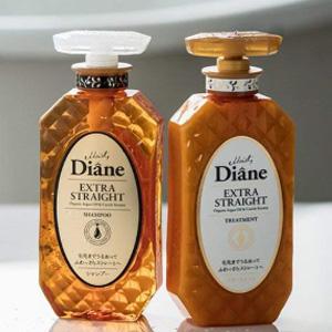 Moist Diane 无硅保湿修复洗发水护发素套装