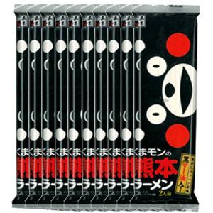 五木食品 熊本熊蒜香麻油味拉面 176g*10袋