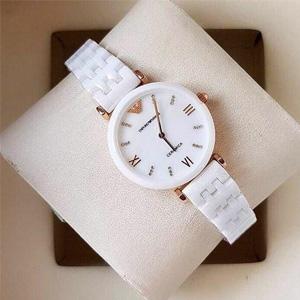 Armani阿玛尼 AR1486 女士石英手表