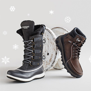 Rockport官网现有精选Dress Styles鞋靴额外6折促销