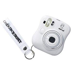 Fujifilm富士 拍立得mini25相机 白色