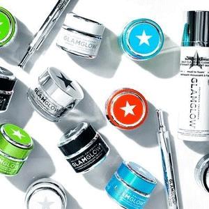 Glam Glow官网现有全场美妆满额最高立减$30促销