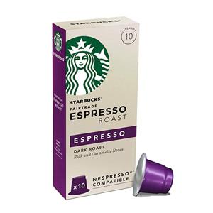 Starbucks星巴克 浓咖啡烘焙胶囊 120粒*12包