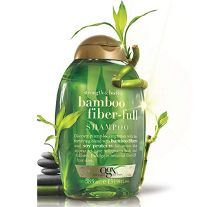 OGX 竹纤维控油丰盈洗发水