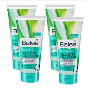 补货!Balea芭乐雅紧致纤体塑身瘦腿霜按摩身体乳 200ml*4