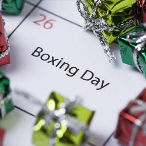 2019年欧洲市场Boxing Day圣诞折扣汇总