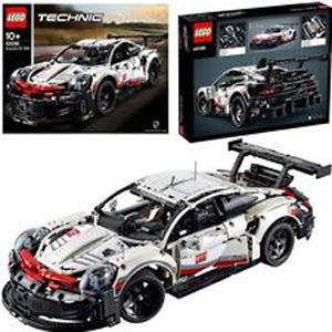 LEGO乐高 保时捷 911 RSR (42096)