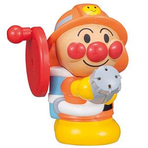 SEGA世嘉 面包超人消防员水枪洗澡玩具