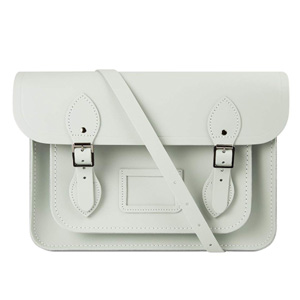 The Cambridge Satchel Company剑桥包 哑光蛋壳绿色
