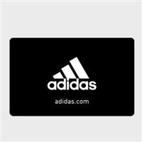 paypal有adidas阿迪达斯$50礼卡