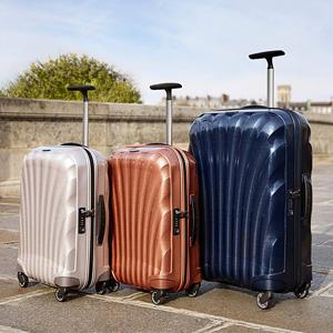 Samsonite新秀丽官网精选行李箱低至4折+满$200立减$50
