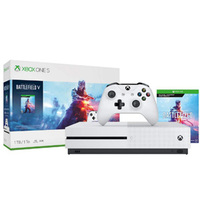 《Battlefield V》Xbox One S 1TB 主机套装