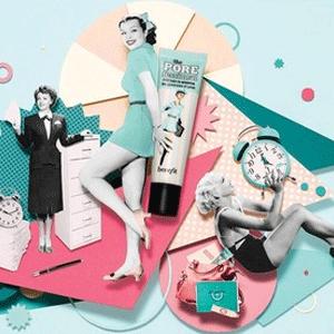 Benefit Cosmetics官网现有精选折扣区美妆产品低至5折促销