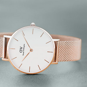 D W DW00100163 女士时装手表