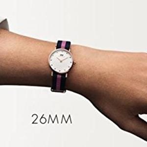 DW 0906DW 女士时装腕表+CASIO 指针Standard系列男表