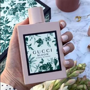 Gucci古驰2018新款Bloom繁花之水女士淡香水 3.3oz大瓶装