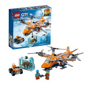 LEGO City 城市系列 极地空中运输机 60193*2件