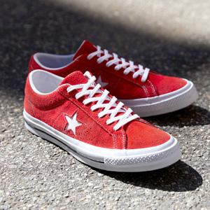 Converse匡威 One Star 大童款板鞋
