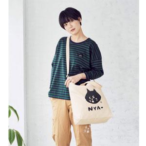 cookpad plus 2月刊 附赠 猫咪帆布包