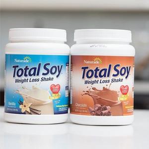 Naturade Total Soy全大豆奶昔代餐粉 巧克力味 540g