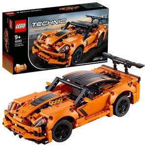 新低!LEGO 乐高 机械组 42093 雪佛兰 科尔维特 ZR1跑车