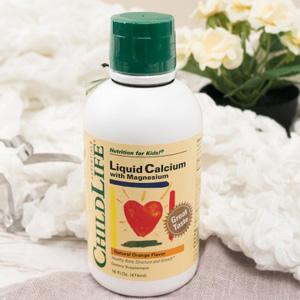 ChildLife童年时光 儿童液体钙镁锌 474ml