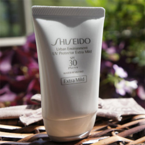 Shiseido 资生堂 新艳阳夏日常温和防晒乳 SPF30 50ml