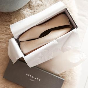 Everlane官网新年精选鞋款低至5.5折促销