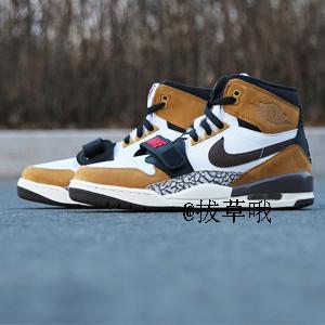 Air Jordan Legacy 312 沙漠新秀 大童款篮球鞋