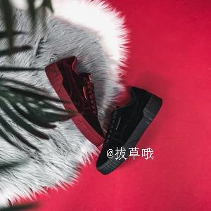 PUMA X Cali 联名全新丝绒款休闲鞋