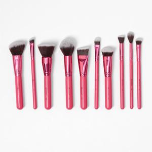 WAYNE GOSS平价版!BH Cosmetics Fan brush系列化妆刷套组