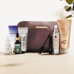 Beauty Expert现有购买指定品牌满80镑加赠天然有机护肤礼包(价值£180)