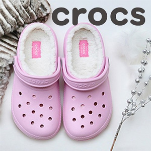 Crocs卡洛驰官网现有折扣区洞洞鞋额外7.5折促销
