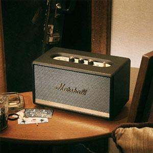 MARSHALL马歇尔 Acton II 第二代新品 蓝牙音箱 美国版