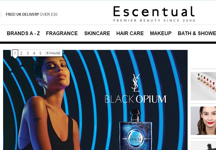 Escentual网站靠谱吗?有假货吗?