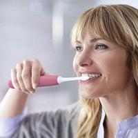 再来!Philips飞利浦 4300 HX6806/03 电动牙刷 两色可选