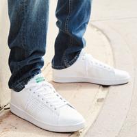 限尺码!Adidas阿迪达斯Cloudfoam Advantage男款休闲鞋