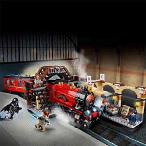 有税补!LEGO 乐高哈利波特 · 霍格沃茨特快列车 (75955)