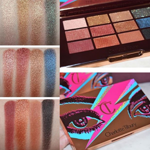 Charlotte Tilbury The Icon Palette 12色眼影盘
