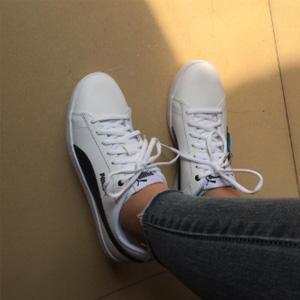 限尺码!PUMA彪马 女式 SMASH 低帮运动鞋