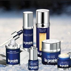 COSME-DE玫丽网现有La Prairie护肤产品低至59折促销