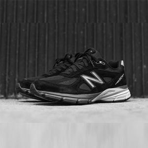 ins热门款!New Balance新百伦 990V4女鞋