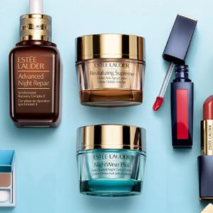 BG美妆盛典Estee Lauder美妆护肤品最高减$450+送价值$130白金系列正装