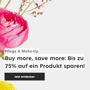 德国Flaconi芙家精选商品最高第四件立享25折优惠促销