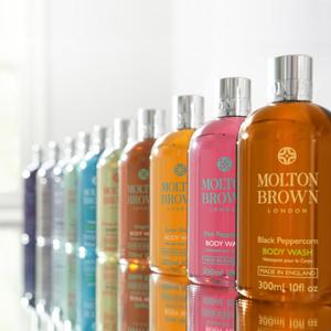 Molton Brown摩顿布朗美国官网精选产品低至7折促销